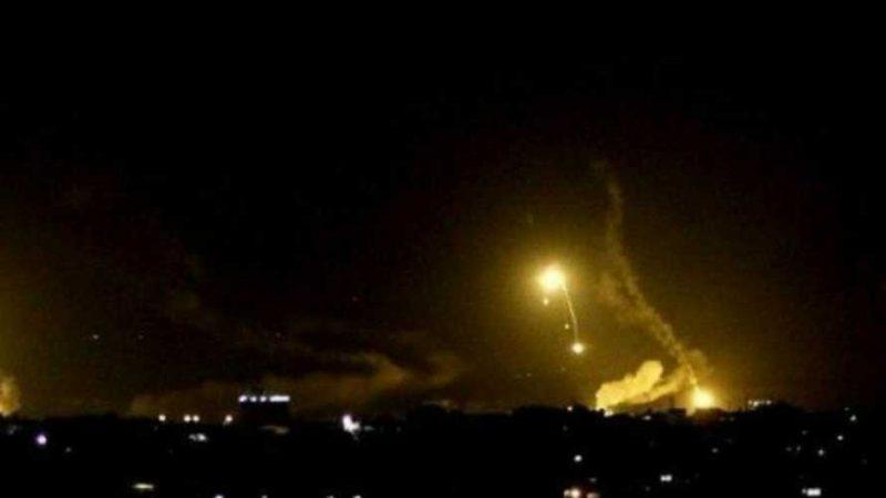 هجوم صاروخي على  مطار أربيل الدولي
