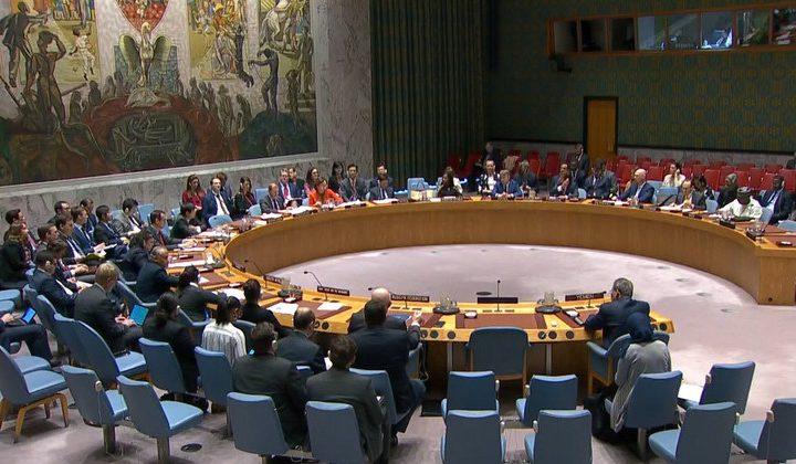 مشروع قرار بهدنة عالمية لتوزيع لقاحات كورونا على طاولة مجلس الأمن
