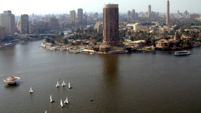 أرملة تطيح بمسؤول كبير في مصر