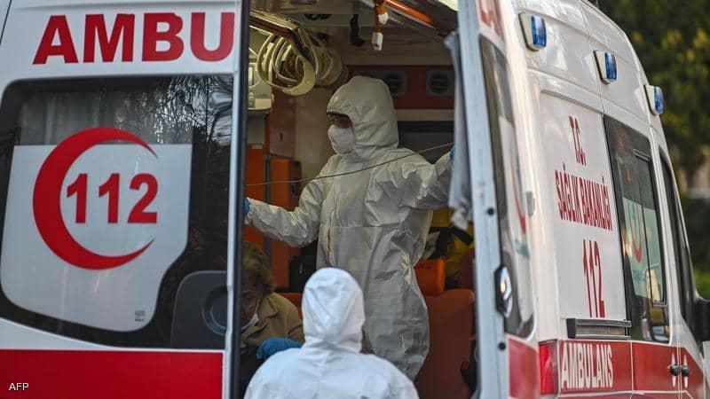 تركيا..95 وفاة جديدة بفيروس كورونا