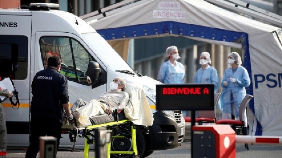 فرنسا تتجاوز عتبة 80 ألف وفاة جراء كورونا