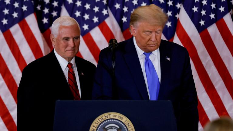 كبير مستشاري ترامب ينفي وجود خلاف بين الرئيس السابق ونائبه