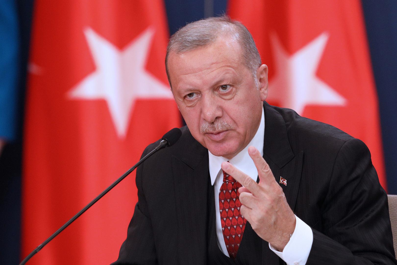 """وثيقة استخباراتية: أردوغان """"متهم"""" بنشر التطرف في هولندا"""