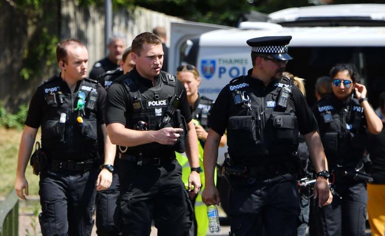 الشرطة البريطانية تحجز كوكايين  بقيمة  250 مليون دولار