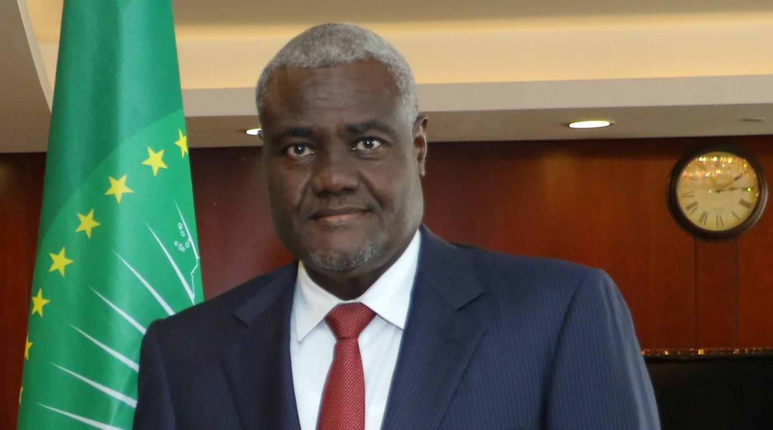إعادة انتخاب موسى فقي رئيسا لمفوضية الاتحاد الإفريقي لولاية ثانية
