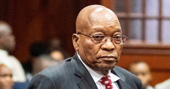 جاكوب زوما يرفض مجددا المثول أمام لجنة مكافحة الفساد
