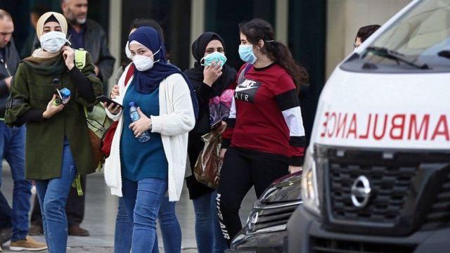 لبنان..62 وفاة  جديدة بفيروس كورونا