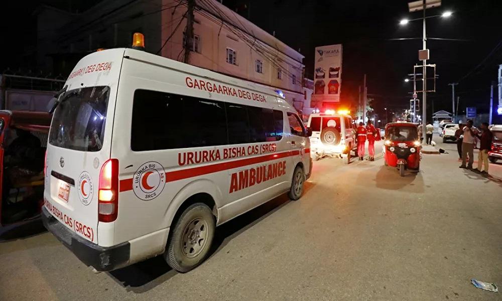 12 قتيلا من أفراد الأمن في هجوم بقنبلة في الصومال
