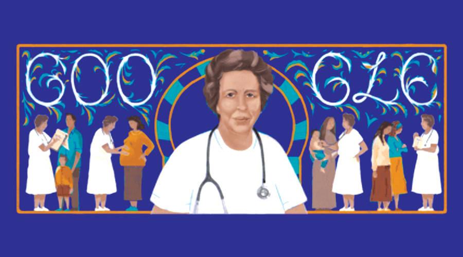 """""""غوغل"""" يحتفل اليوم بذكرى الطبيبة التونسية """"توحيدة بن الشيخ"""" أول طبيبة مسلمة في العالم العربي"""