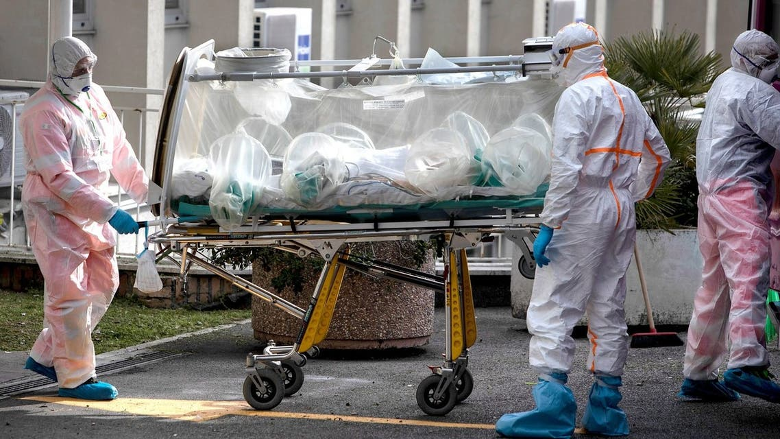 إيطاليا .. 376 وفاة جديدة بكورونا