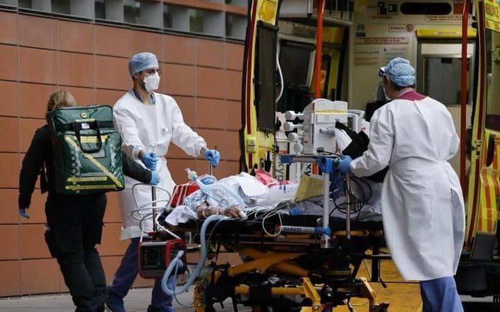 بريطانيا.. 315 وفاة جديدة بفيروس كورونا