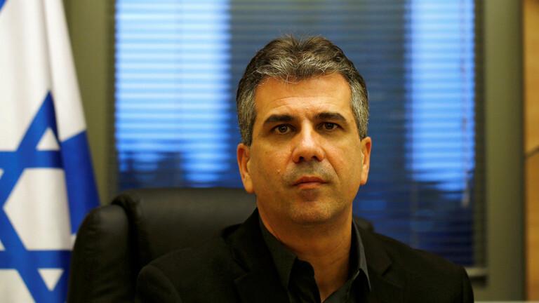 وزير الاستخبارات الإسرائيلي يصف زيارتة إلى شرم الشيخ بالتاريخية