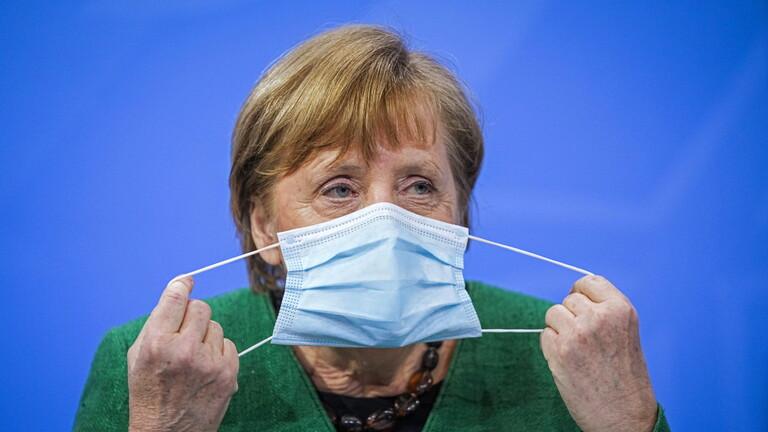 """ألمانيا تمدد الإغلاق حتى 18 أبريل.. وميركل تحذر من """"جائحة جديدة في البلاد""""!"""
