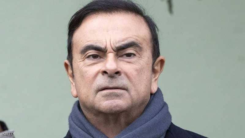 اليابان تستلم رجلين متهمين بتسهيل هروب كارلوس غصن