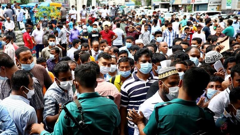 مقتل 5 أشخاص في احتجاجات على زيارة رئيس الوزراء الهندي لبنغلاديش
