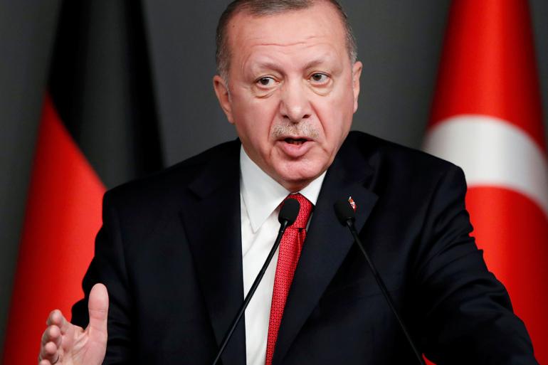 إعادة انتخاب أردوغان رئيسا لحزب العدالة والتنمية