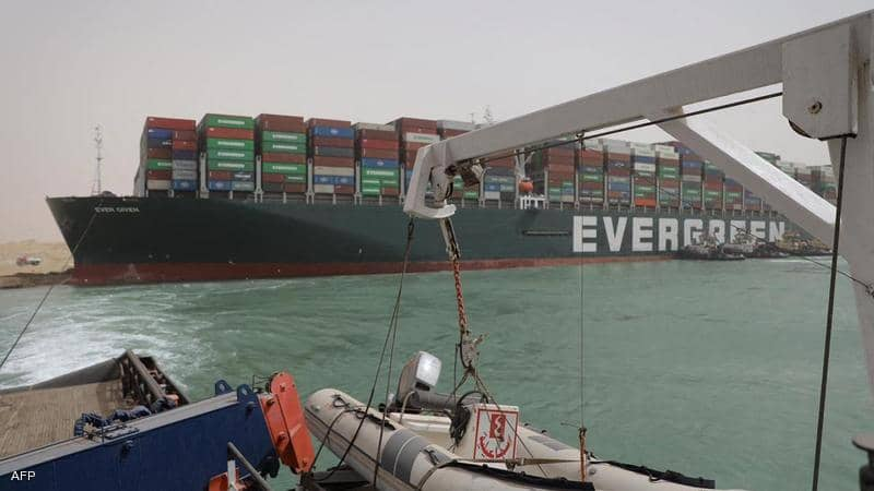 أزمة قناة السويس تنشط عبور البضائع عبر روسيا
