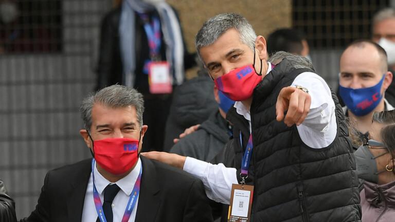 """اتهامات """"التحرش بقاصر"""" تطال رئيس برشلونة الجديد"""