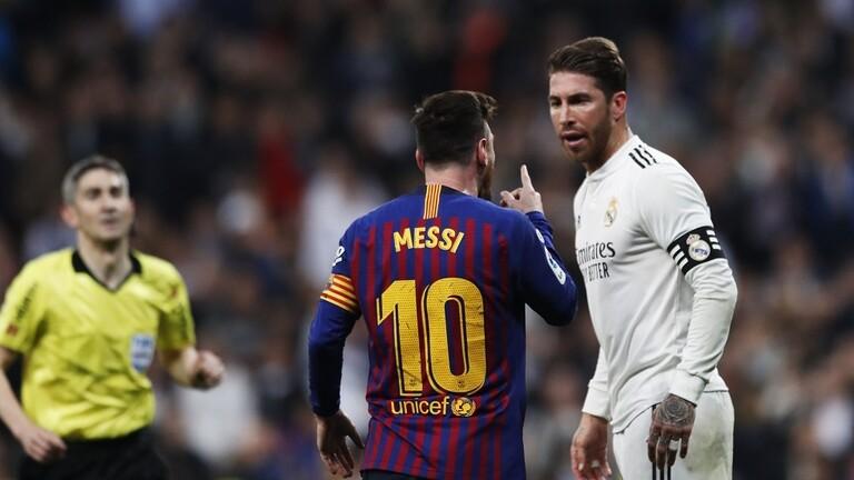 """الإعلان عن موعد """"الكلاسيكو""""، بين ريال مدريد وبرشلونة"""