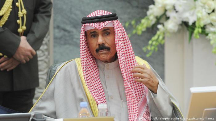أمير الكويت يوافق على التشكيل الحكومي الجديد