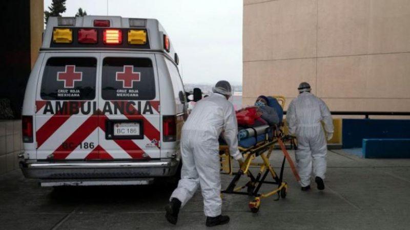 المكسيك .. 779 وفاة جديدة بكورونا