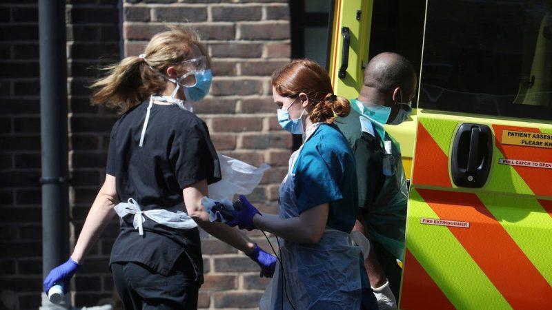 بريطانيا ..231 وفاة جديدة بفيروس كورونا