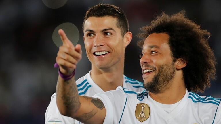 مارسيلو يعزز التكهنات حول عودة رونالدو إلى ريال مدريد
