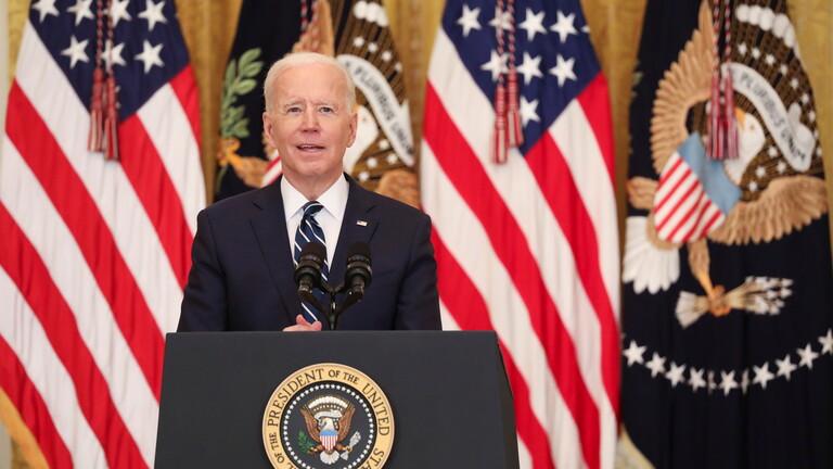 """بايدن .. القوات الأمريكية ستنسحب من أفغانستان """"بشكل آمن ومنظم"""""""
