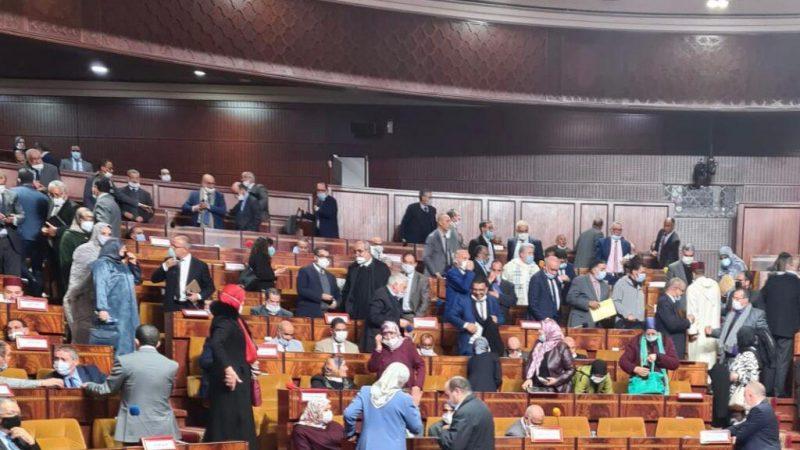 """المغرب : """" الحشد عند الضرورة """".. جلسة """"القاسم الانتخابي"""" تكشف التطرف"""