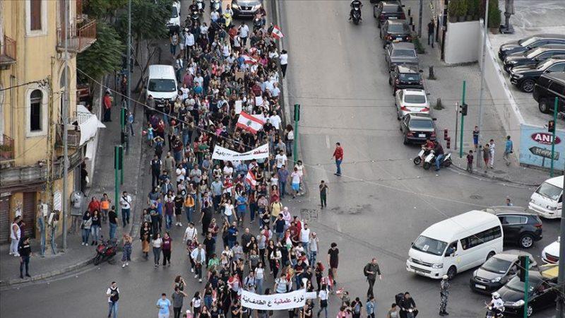 لبنان..دعوات للتظاهر احتجاجا على الأوضاع الاقتصادية المتردية