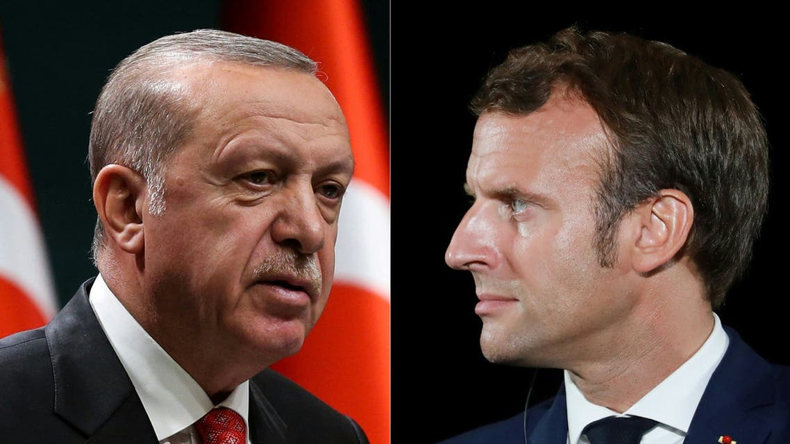 تركيا تنتقد تصريحات ماكرون حول أردوغان
