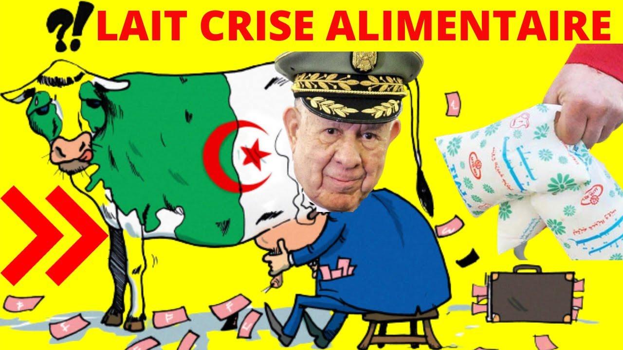 """الشعب الجزائري في حاجة إلى زيت وسميد وحليب والنظام العسكري يبَشِّرُه بتخفيض أثمان المشروبات الغازية كما لو كان """"متخوما"""""""