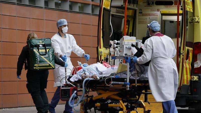 إيطاليا.. 460 وفاة جديدة بفيروس كورونا