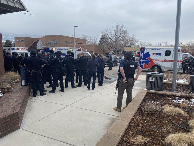 ارتفاع حصيلة ضحايا إطلاق النار في ولاية كولورادو الأمريكية إلى 10 قتلى على الأقل