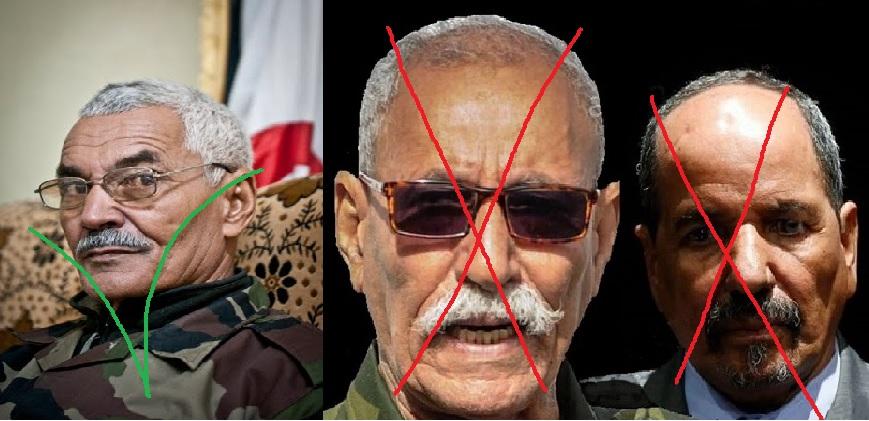 """كبير المرتزقة المريض بالسرطان يقاوم الموت والنظام  العسكري الجزائري يهيئ """"البوهالي"""" لخلافته"""