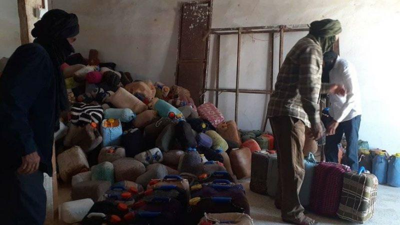 """عصابة  """"بوليساريو"""" تفرض على صحراويي المخيمات  المحتجزين """"ضرائب"""" ثقيلة في عز شهر رمضان"""