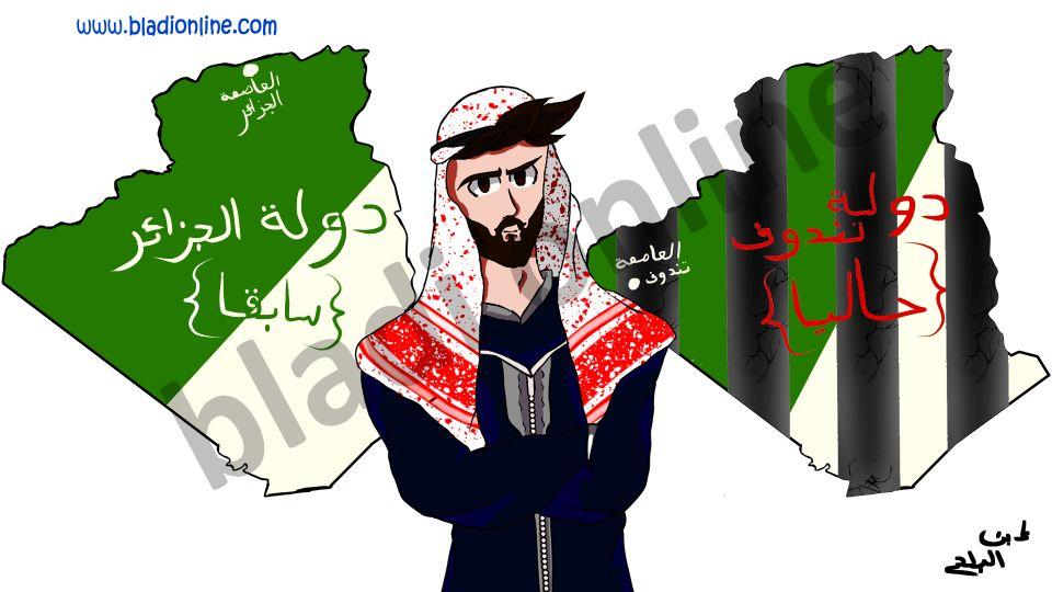 هكذا تحولت جمهورية تندوف ( الجزائر سابقا) إلى معتقل كبير
