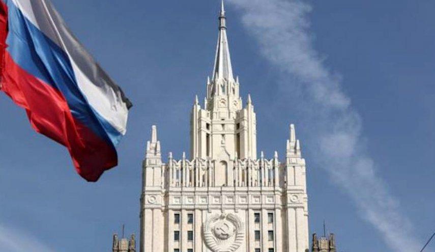 """روسيا تعلن 10 موظفين أمركييين في سفارة واشنطن """"أشخاص غير مرغوب فيهم"""""""