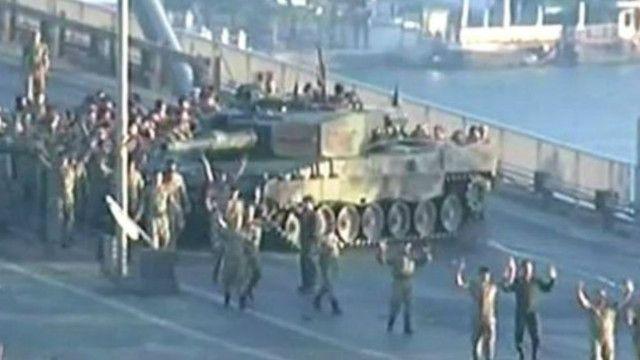 تركيا.. السجن مدى الحياة لـ22 عسكريا بمحاولة الانقلاب