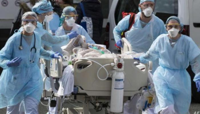 المكسيك .. 2192 وفاة جديدة بفيروس كورونا