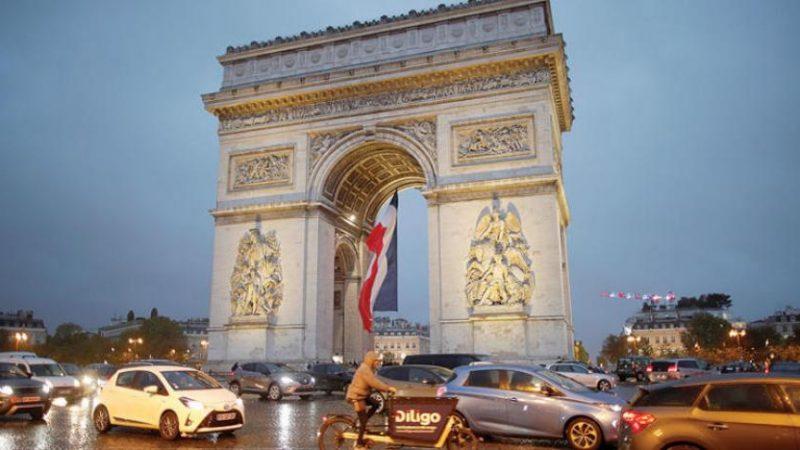 """فرنسا : قرار إيران زيادة تخصيب اليورانيوم """"تطور خطير"""""""