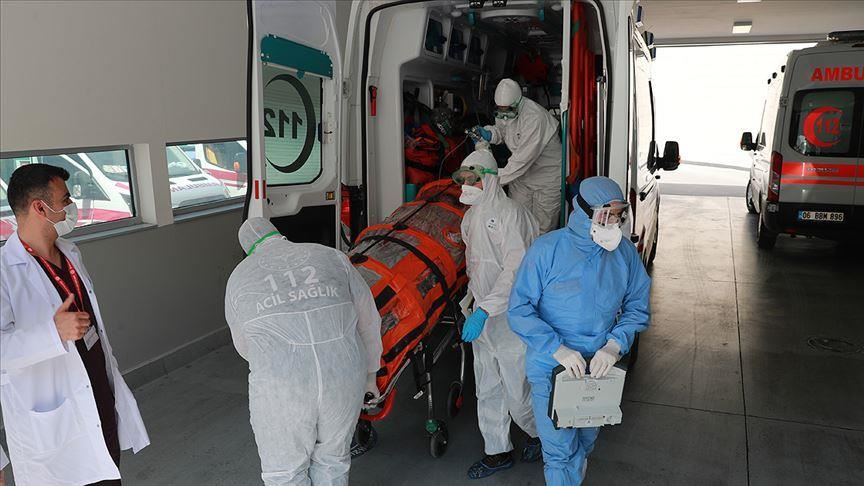 تركيا.. 354 وفاة جديدة بكورونا
