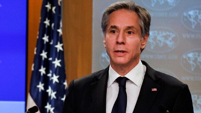 وزير الخارجية الأمريكي يؤكد تضامن بلاده التام مع الأردن بقيادة الملك عبد الله الثاني