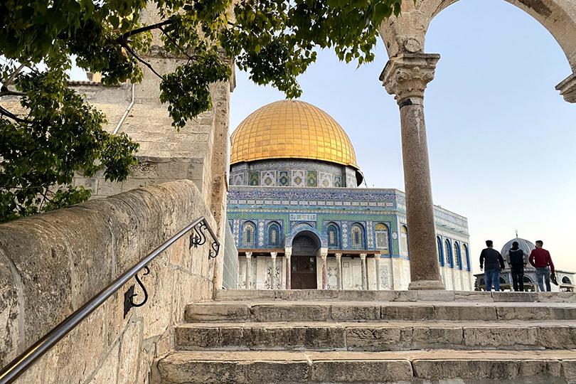 إسرائيل تسمح بدخول 10 آلاف فلسطيني الحرم القدسي لصلاة الجمعة