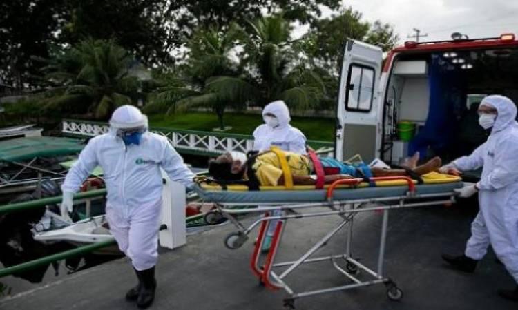 """البرازيل تواجه """"وضعا بالغ الخطورة"""" بسبب وباء كورونا"""