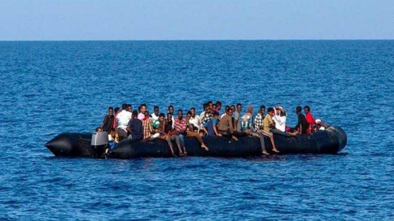 غرق ما لا يقل عن 40 مهاجرا إفريقيا قبالة سواحل تونس