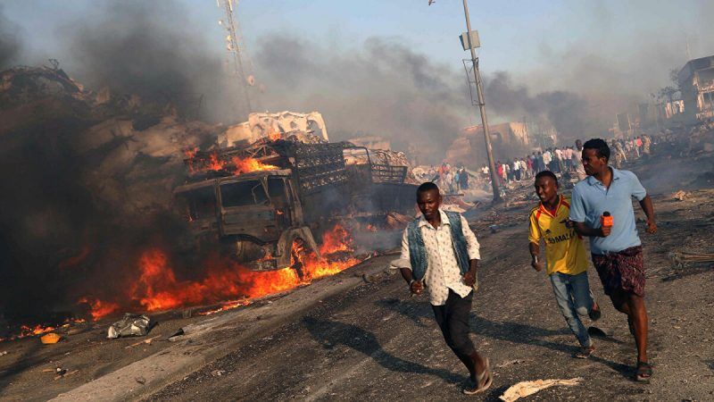 الصومال.. مصرع 10 أشخاص على الأقل في انفجار انتحاري