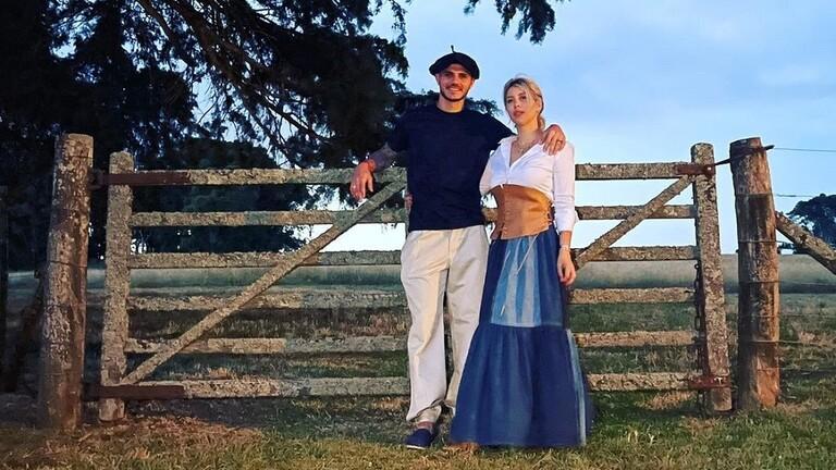 الأرجنتيني ماورو إيكاردي يطلق وصفا غريبا على زوجته