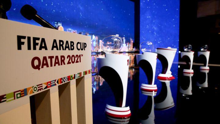 """الـ""""فيفا"""" يعلن مباريات تصفيات كأس العرب """"قطر 2021"""""""