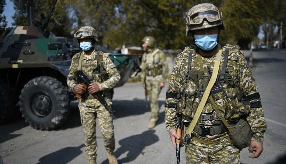 40 قتيلا في اشتباكات دموية على الحدود بين طاجيكستان وقرغيزستان